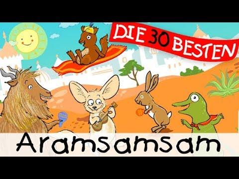 Aramsamsam - Bewegungslieder zum Mitsingen || Kinderlieder