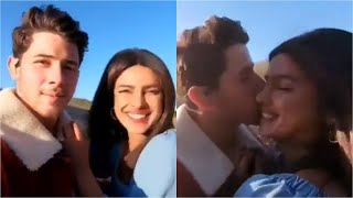 Download Lagu Nick Jonas showers Priyanka Chopra with KISSES as she makes a CAMEO in Until We Meet Again MP3