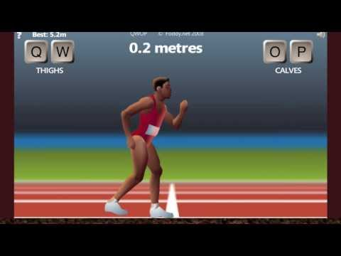 QWOP-Flash Game Fridays