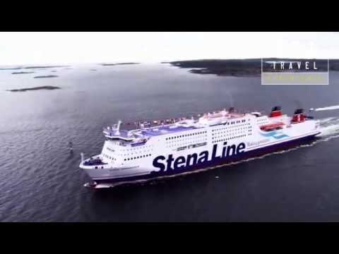 stena line kiel gotenburg youtube. Black Bedroom Furniture Sets. Home Design Ideas