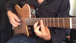 Ben Woods Flamenco Bulerias on the ENCORE Guitar by GODIN
