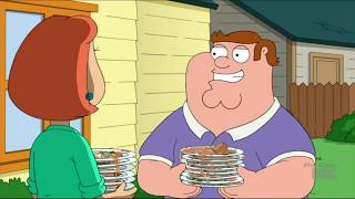 Lois Griffin Mets Lary