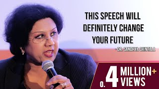 This speech will definitely impact your Future