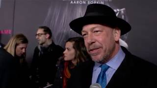 Molly's Game New York Premiere - Itw Bill Camp (official video)