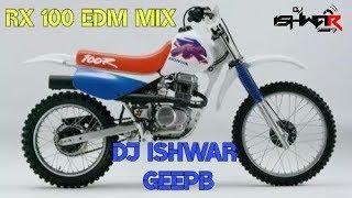 #RX_100_EDM_MIX | RX 100 | EDM MIX | DJ ISHWAR GEEPB |