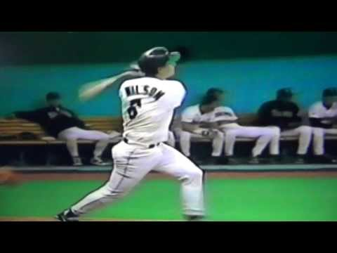 Jim Abbott Surrenders Grand Slam To Dan Wilson