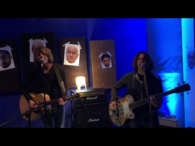 OSAKA FLU - Rooftop Live- Unplugged - Beviti Un Fernet