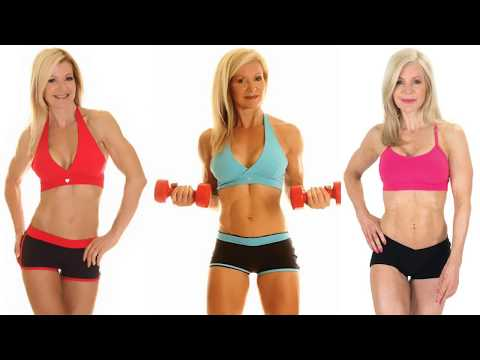 6 Amazing Women Over 50 Who Will INSPIRE You To Get In Shape!