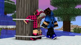 cute girl life 3 - Minecraft animations