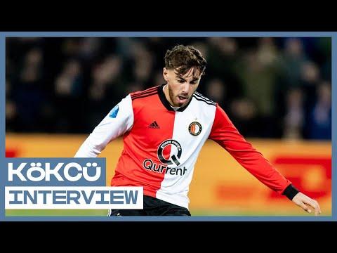 """KÖKCÜ   """"Toen ik jong was, keek ik tegen Sneijder op"""""""