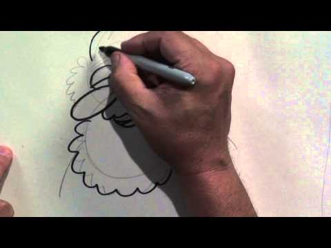 how-to-draw-the-face-of-a-cartoon-character-:-cartooning