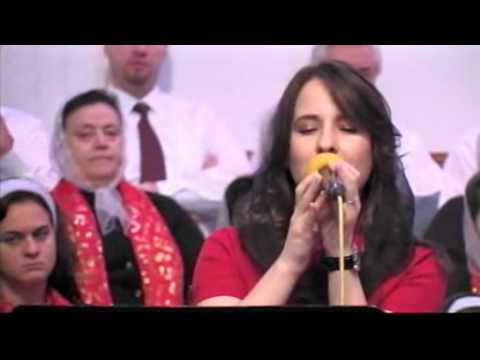 Luda Russu - Russian Christian Christmas Song