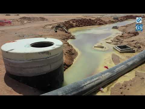 Sewage Over pumping & Flushing