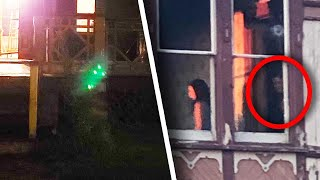 Haunted House on a Hill: The Ghosts of Kreischer Mansion