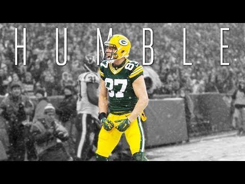 "Jordy Nelson || ""Humble"" ᴴᴰ || 2016 Packers Season Highlights"