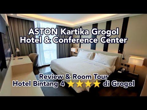 ASTON Kartika Grogol Hotel & Conference Center - Review & Room Tour