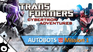 Transformers: Cybertron Adventures (Mission 1, Autobots) | HD