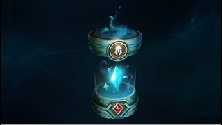 Level 35 to Level 40: how much blue essence from Champion Capsules Opening?
