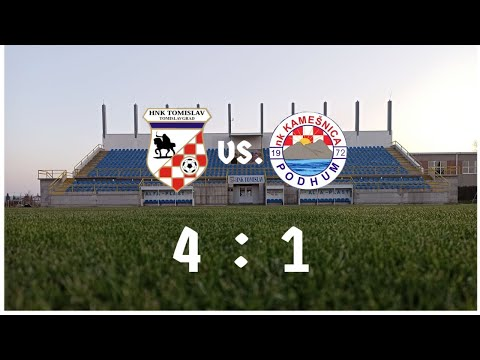 Tomislav vs Kamešnica (4:1) [2019/2020]