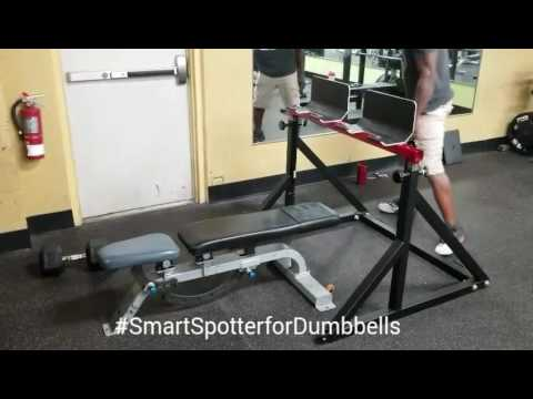 Smart Spotter For Dumbbells Youtube