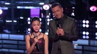 """Alanis González canta """"Your song"""" en """"La Voz Kids"""""""