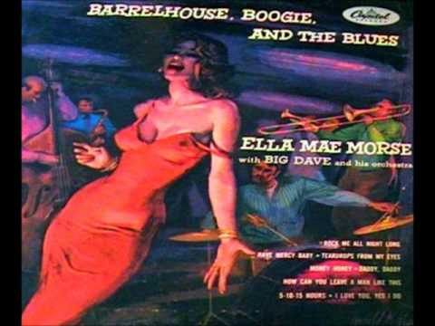 Ella Mae Morse - I Love You, Yes I Do