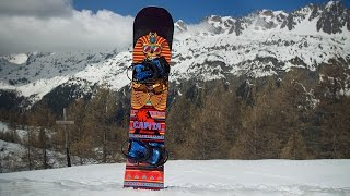 Capita Horrorscope Snowboard On Snow Review 2015/2016 | EpicTV Gear Geek