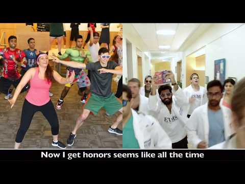 The M1 Marathon (EVMS Class of 2020 Music Video)