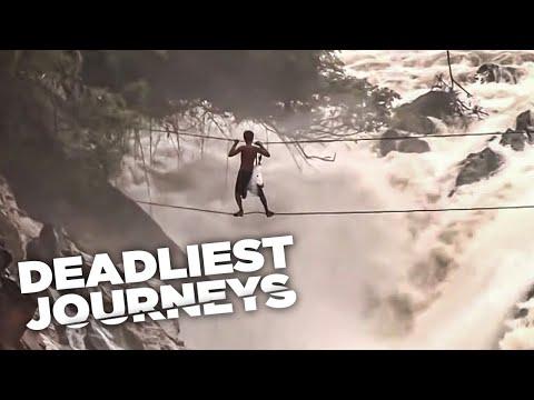 Deadliest Journeys - Vietnam: The Geniuses Of Mekong
