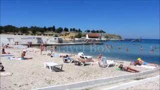 видео Песчаные пляжи Крыма для отдыха с детьми: лучшие песочные пляжи