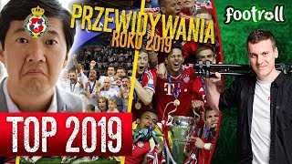 Piłkarskie przewidywania na 2019 rok! | Wisła Kraków i TOTY