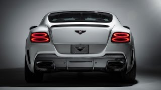 Vorsteiner BR-10 Bentley Continental Coupe 2012 Videos