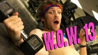 Repeat youtube video Insanity! - Workout Wednesday #13