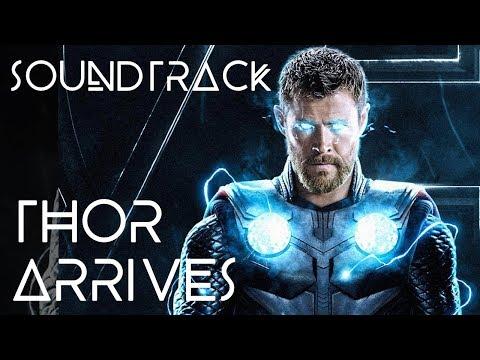 Soundtrack - Infinity War - Thor Arrives
