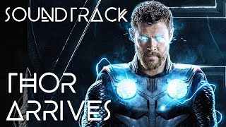 Soundtrack - Infinity War - Thor Arrives thumbnail