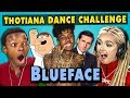 Teens React To #ThotianaChallenge - Blueface Mp3
