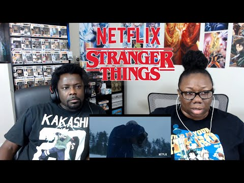 Stranger Things 4 | From Russia with love…{REACTION!!}