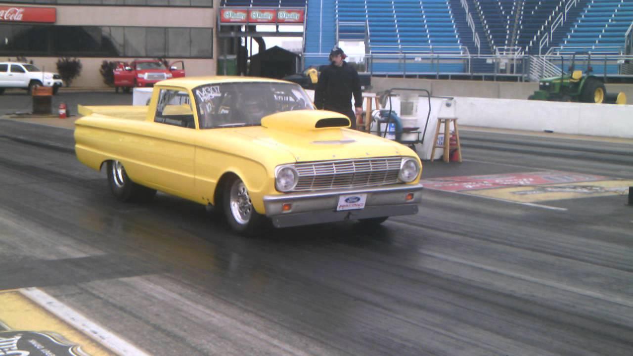 1963 Ford Falcon Ranchero 10 70 126 Mph Pass
