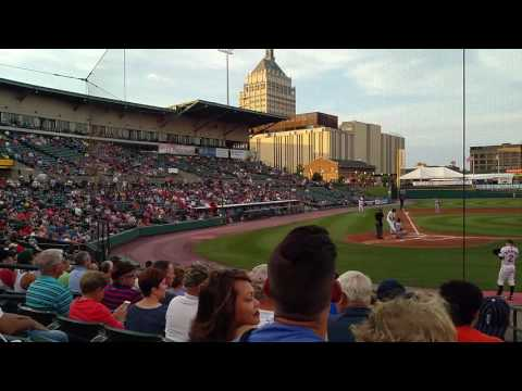 Stadium Journey - Rochester Red Wings panorama