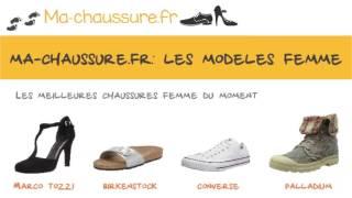 Quelle chaussure femme choisir   Ma Chaussure fr