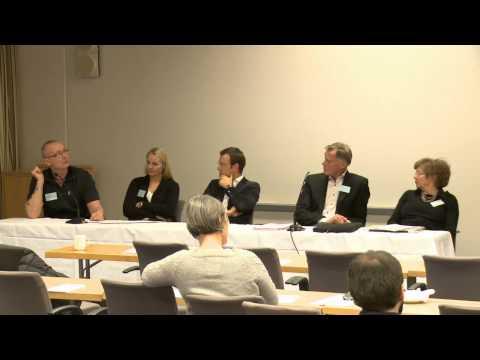 8 Panel  Research fellow David Rodríguez Arias m fl