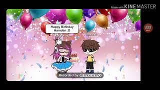 Happy Birthday To My StarBro named Hamdan! :D + birthday shoutout to him! (Link will be in desc)