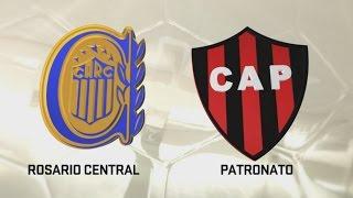 Rosario Central vs Patronato de Parana full match