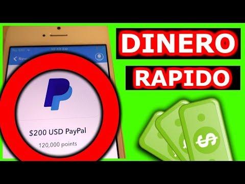 📱Como GANAR DINERO Rápido Para PayPal Sin Trabajar (PAGINAS QUE PAGAN 1 DOLAR DIARIO)