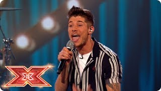 Is Sam Black Your Man? | Live Shows | The X Factor 2017