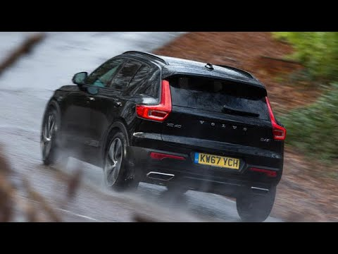 volvo xc40 d4 awd first edition 2018 review youtube. Black Bedroom Furniture Sets. Home Design Ideas