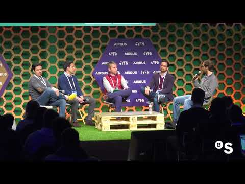 Investment tips from Top VC players. BStartup at 4YFN 2018- BANCO SABADELL