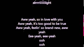 Amber - This is Your Night - Lyrics Rolling