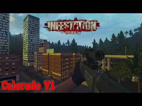 Infestation The New Z : Jogando SOLO Em Campos City  ( Colorado V1 )