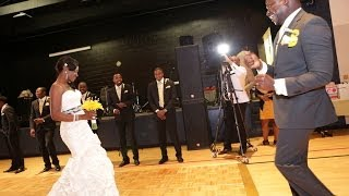 Bunmi and Leye Wedding Highlights - by Golden Icons